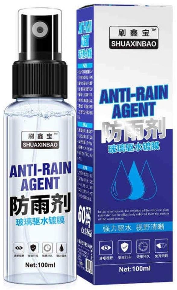 Jungles 2019 New Multifunctional Anti-rain Agent - Windshield Glass Nano Hydrophobic Coating Waterproof Agent