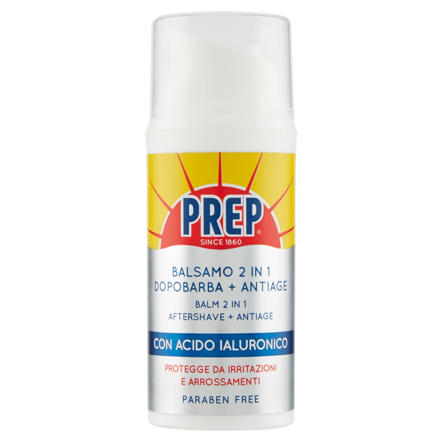 Prep 2-in-1 After Shave & Anti-aging By Prep for Men - 2.7 Oz Aftershave Balm, 2.7 Oz