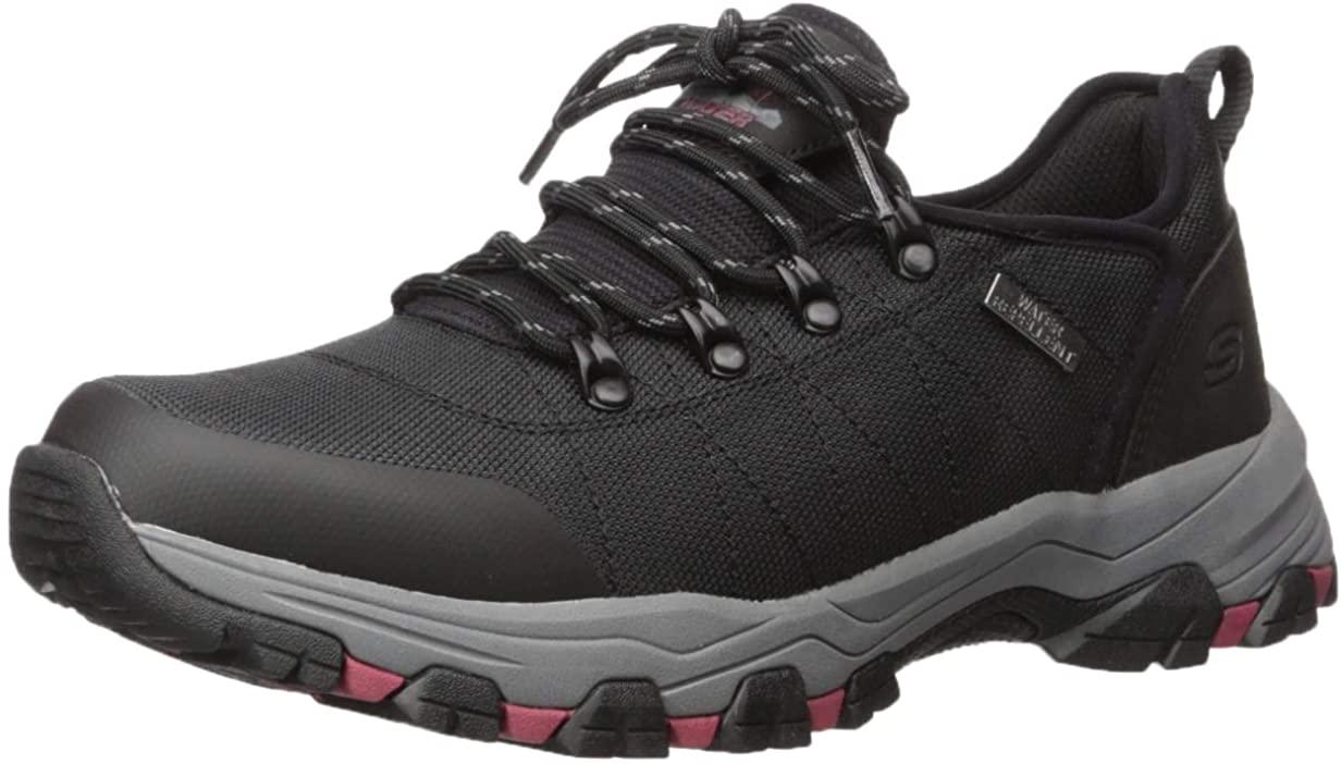 Skechers Men's SELMEN-Norden Trail Oxford Hiking Shoe