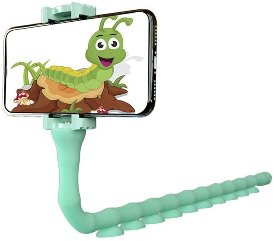 Mobile Phone Holder, Car Phone Holder, Beautiful and Practical Holder, Used to Watch TV, Video Chat and Take Video Photos 723