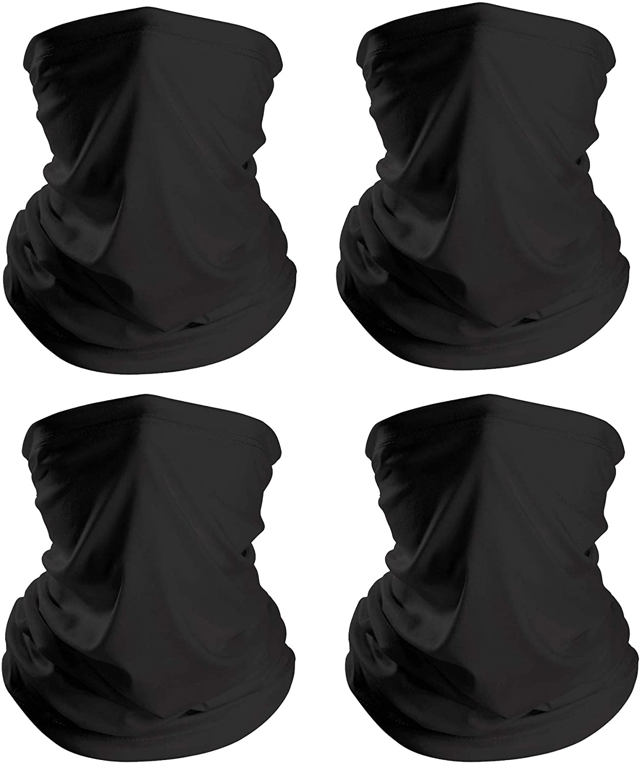 Guely Ray Cooling Neck Gaiter Face Mask Scarf Bandana Headwear for Men Women