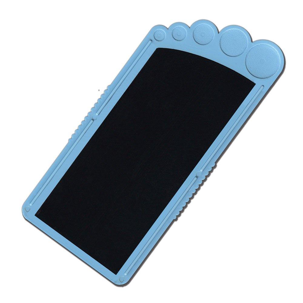 QUICK-PRINT 3101-00-PDG Foot Printer, 1 Foot Pad, Newborn (Pack of 100)