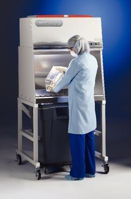 Labconco 3840020 PuriCare Bedding Disposal Station, 230 volts, 50/60 Hz, 3 Amps