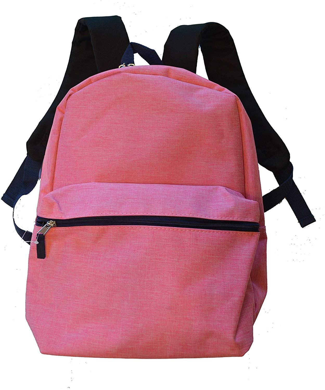 Kids' Backpack (Pink Heather)