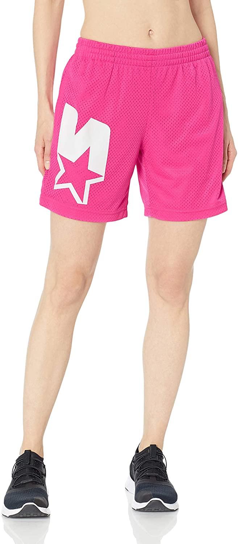 Starter Women's Logo Mesh Short, Prime Exclusive