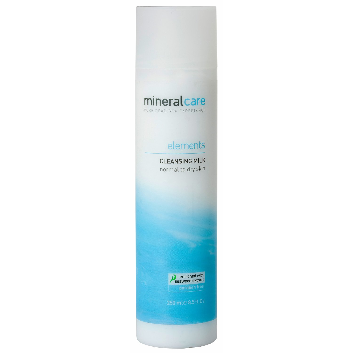 Mineral Care Cleansing Milk 250 ml normal to dry skin (Blue)