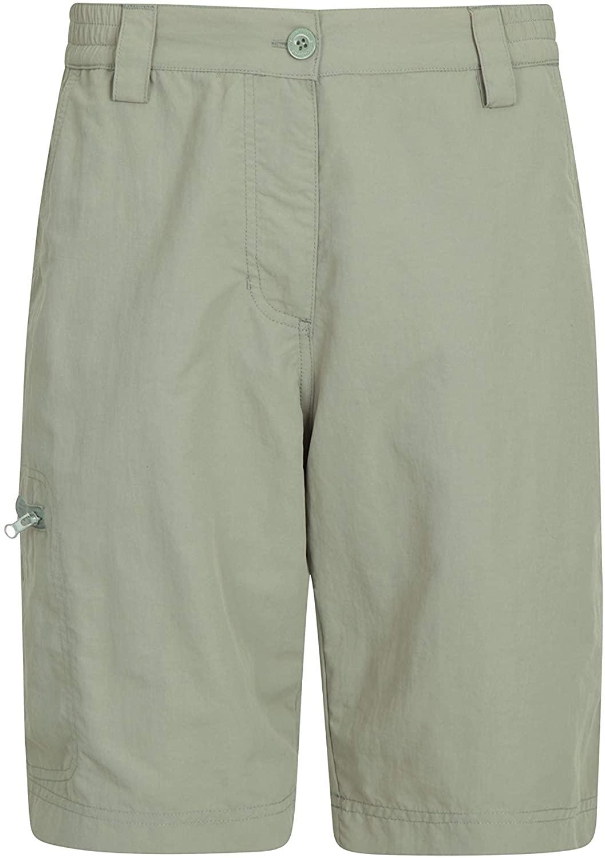 Mountain Warehouse Navigator Womens Fast Dry Shorts -Ladies Pants
