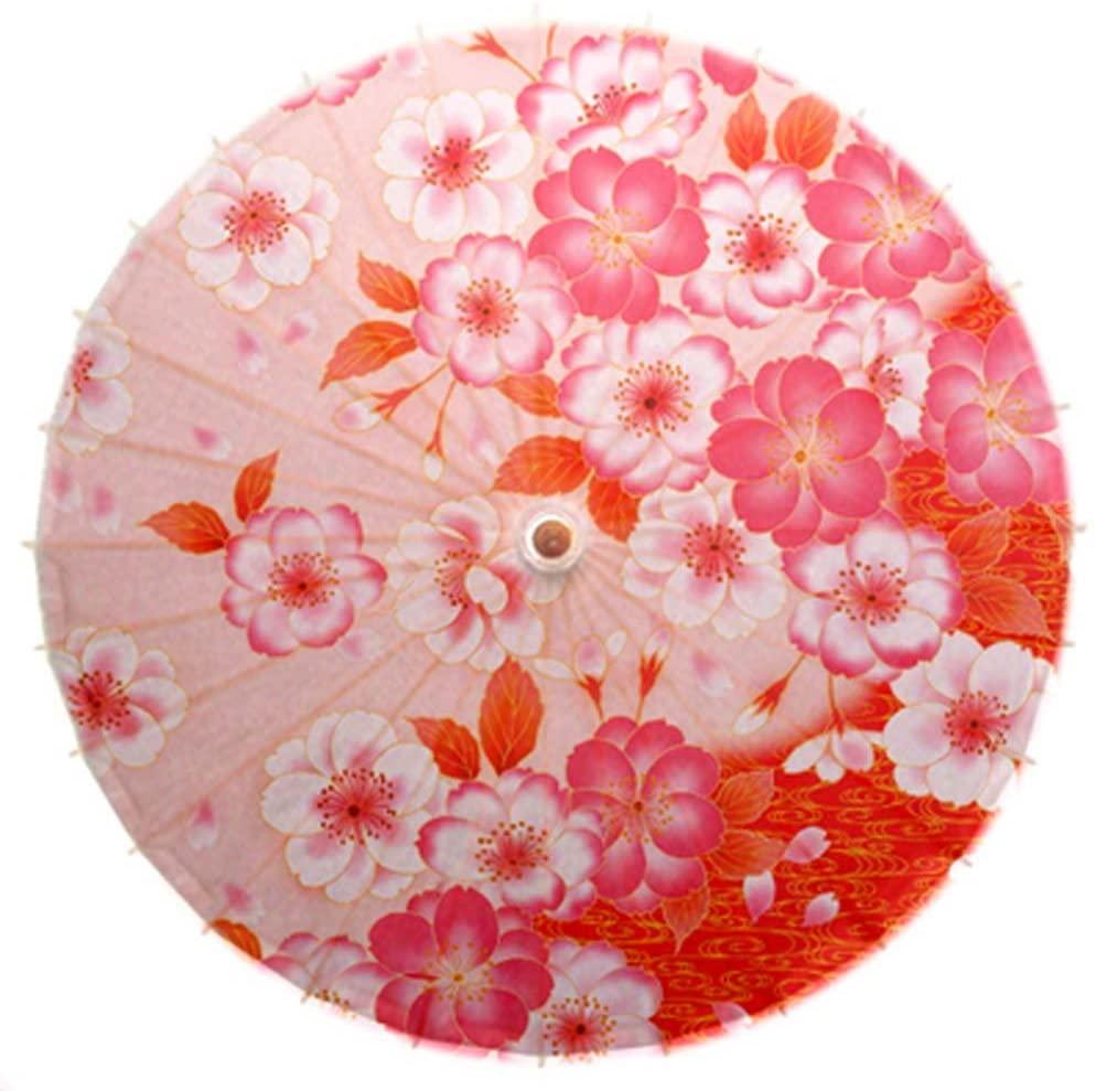 George Jimmy Non-Waterproof Handmade Japanese Oil Paper Umbrella Restaurant Decorated Umbrella #3