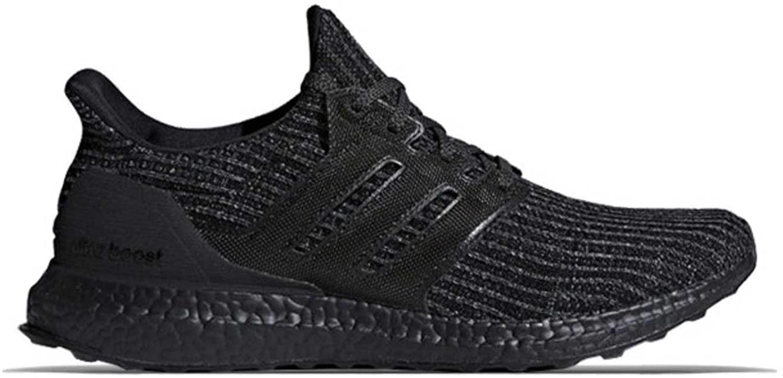 adidas Ultraboost 4.0 Shoe - Mens Running 8 Core Black