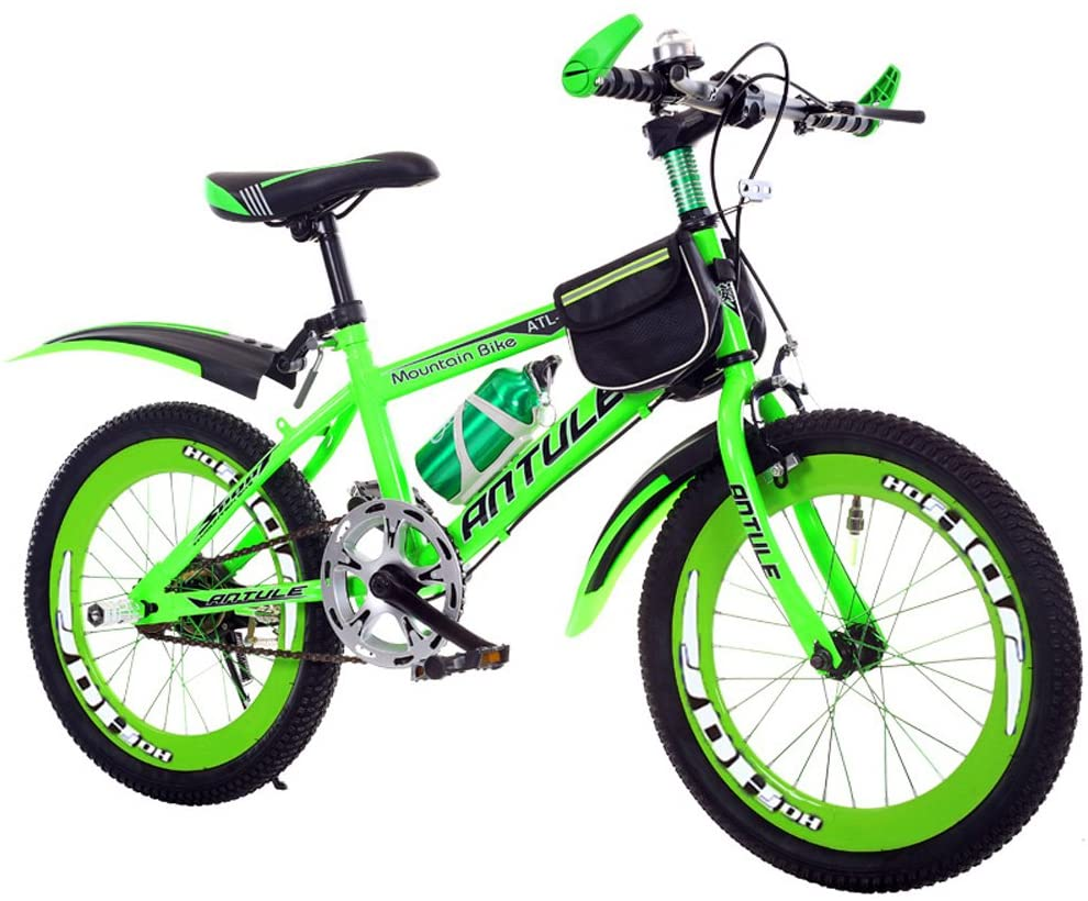 Children's bicycle LLL 6-7-8-9-10-11-12-15 Years Old Baby Carriage Boy 20/22 Inch Pupils Mountain Bike with Kettle