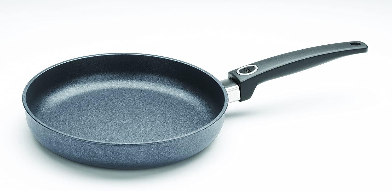 Woll Diamond Lite Non-Stick Fry Pan, 9.5-Inch, Black