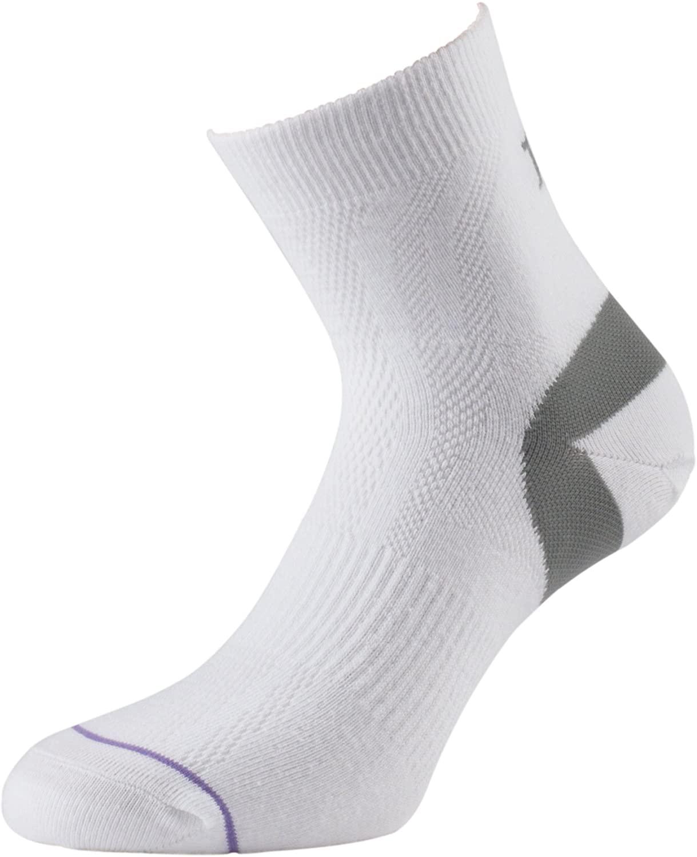 1000 Mile 1187 Tactel Anklet Sock White Ladies