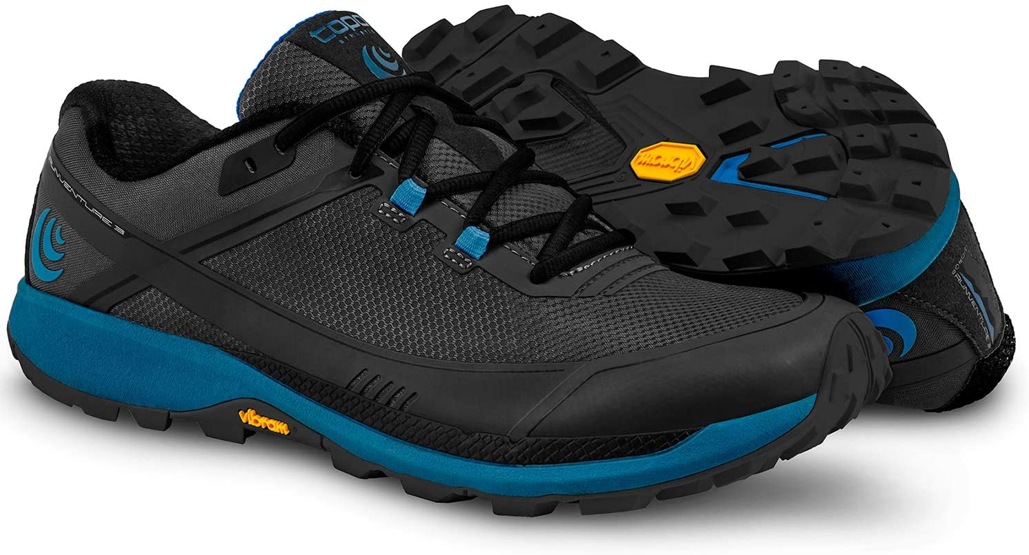 Topo Athletic Men's Runventure 3 Lightweight Trail Running Shoes