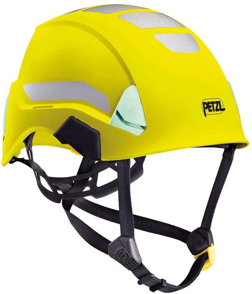 PETZL Strato Hi-Viz ANSI High Visibility w/Reflectors Helmet