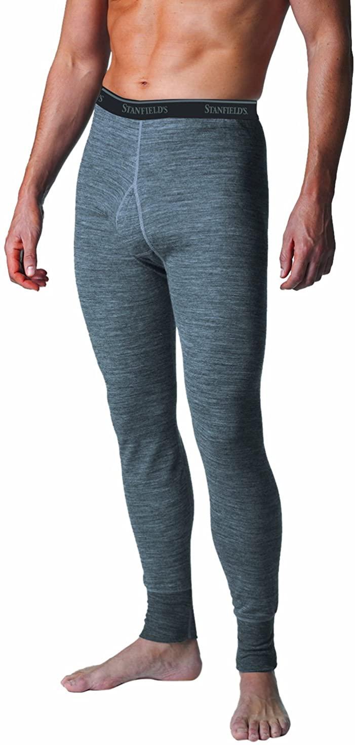 Stanfield's Men's Two Layer Merino Wool Baselayer Long John