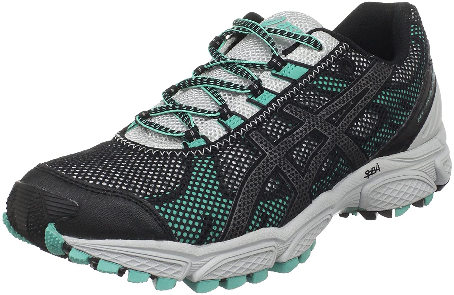 ASICS Womens GEL-Trail Attack 7 Running Shoe