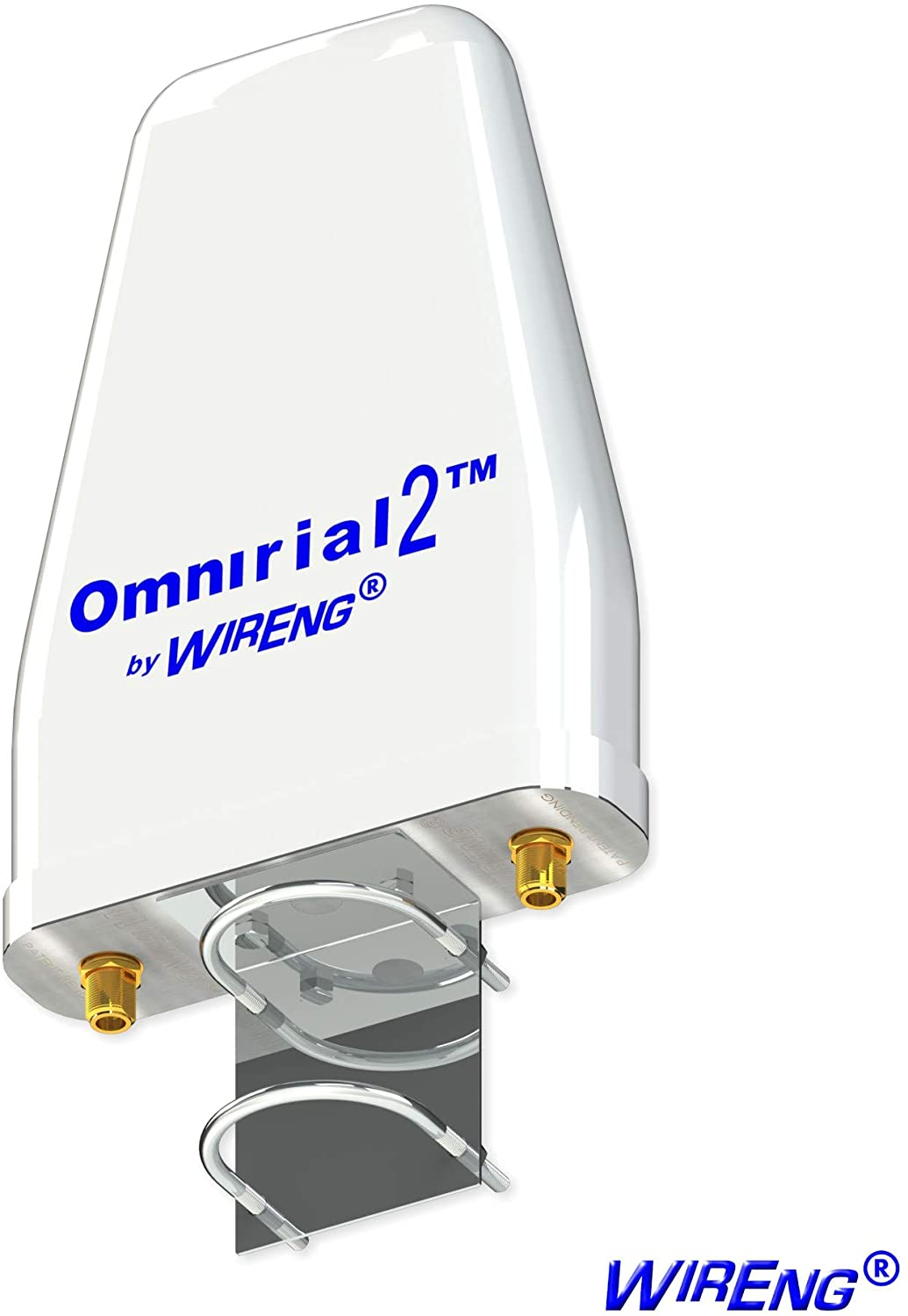 Omnirial2™ True MIMO ±45° Antenna for Connected IO LT1001 Dual Omni (Omnirial™ 2)