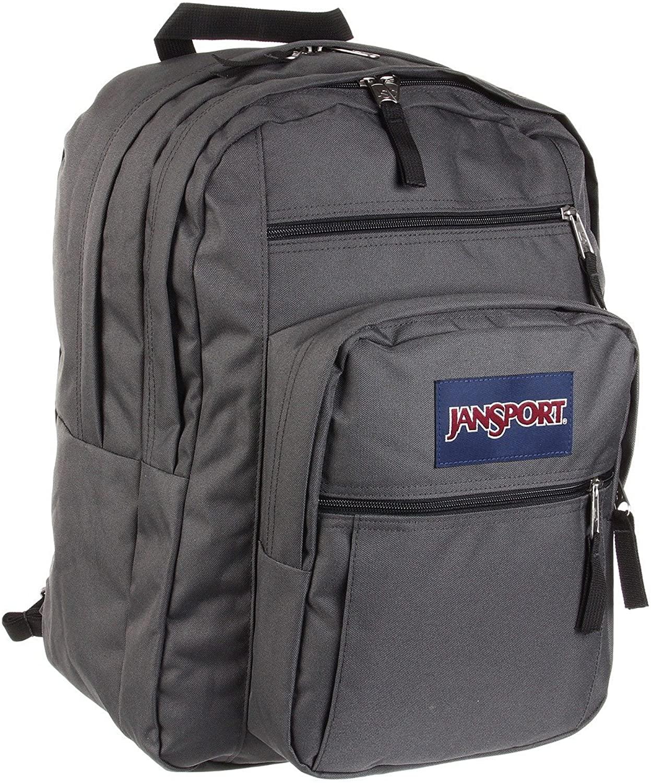 JANSPORT Big Student Classics Series Backpack - Blue (Grey)