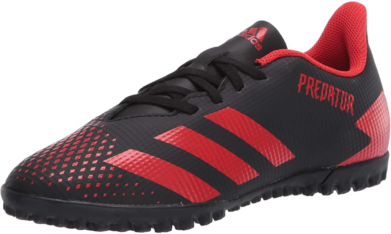 adidas Mens Predator 20.4 Turf Soccer Shoe