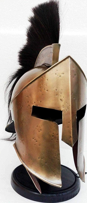 Medieval Armour Viking Mask Helmet King Leonidas Greek Spartan 300 Roman Helmet