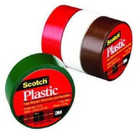 3M 190BLU Plastic Tape