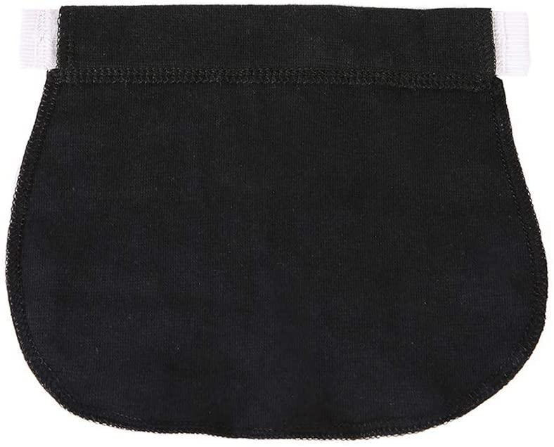 OERTUFU Maternity Pants Extender Adjustable Waist Extenders Pregnancy Waistband Extender Elastic Pregnancy Trouser Extender for Pregnancy Women