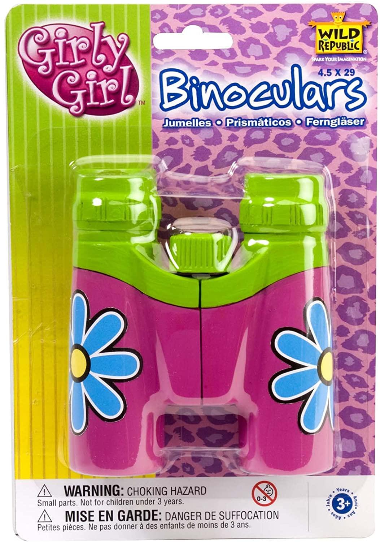 Wild Republic Binoculars - Girly Girl