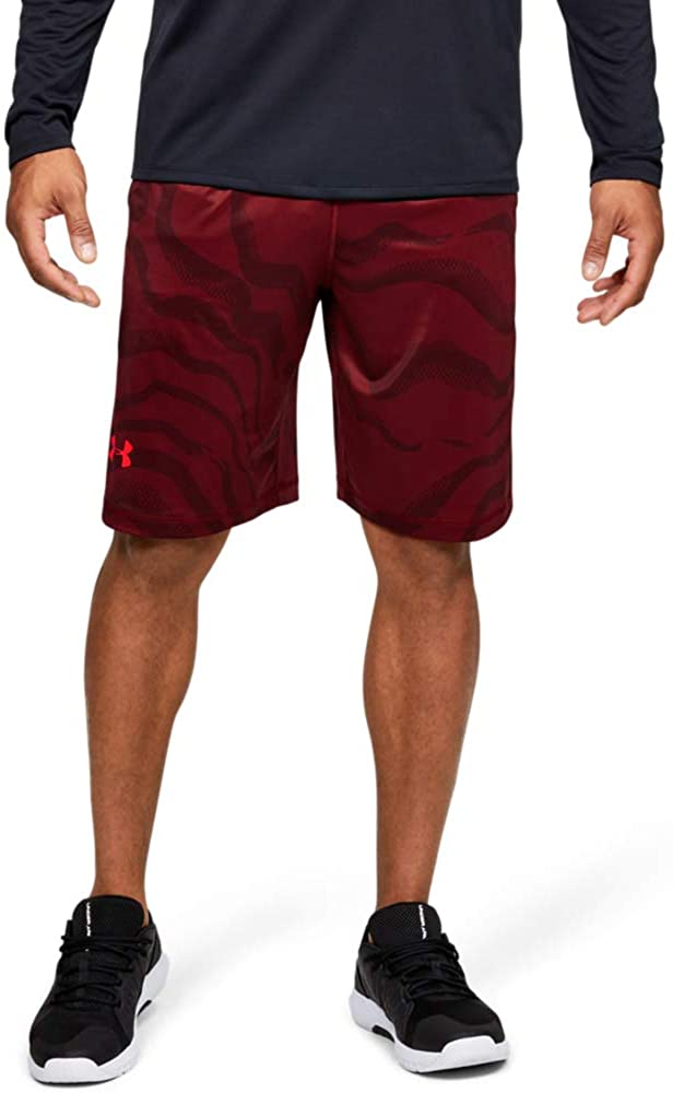 Under Armour Men's Raid Printed 10-inch Shorts