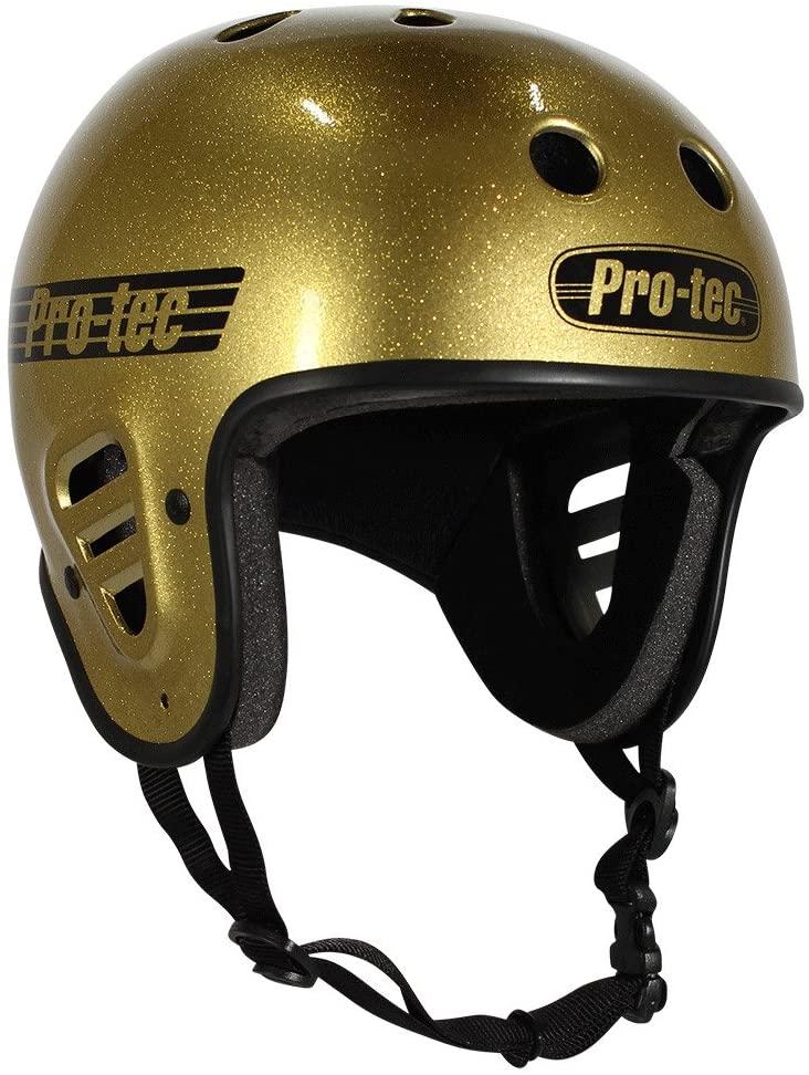 Pro-Tec PROTEC FULLCUT Gold Flake-S Helmet
