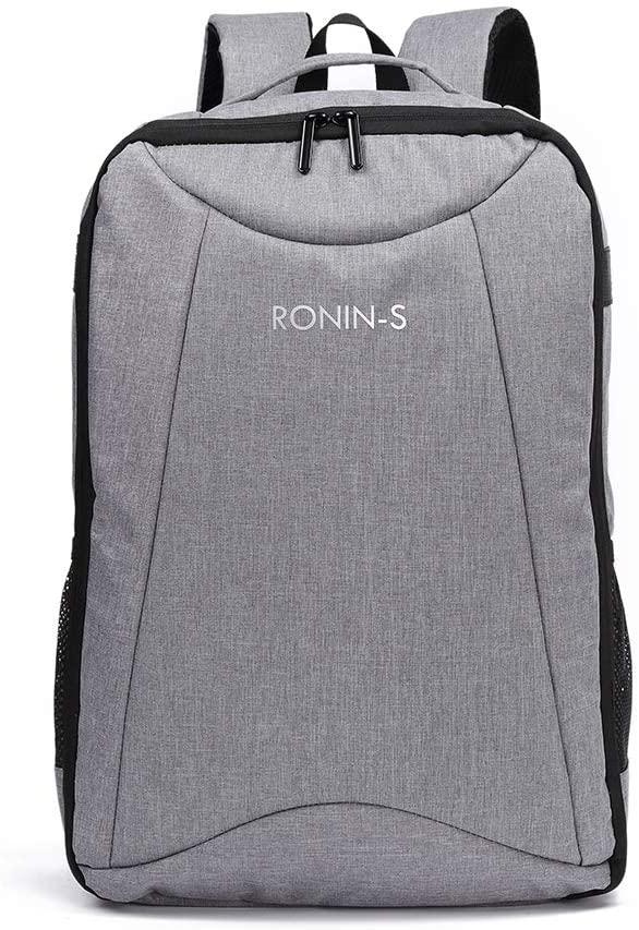 Backpack Adjustable Portable Shockproof Waterproof Durable Shoulder Bag Carrying Bag Protective Storage Compatitable with DJI Ronin-S Backpack Y-LI