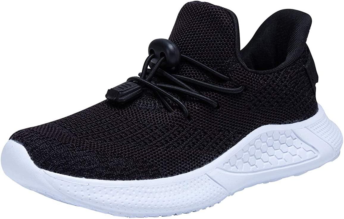 SINOSKY Boys Girls Running Shoes Athletic Tennis Sneakers