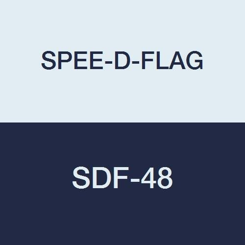 SPEE-D-FLAG SDF-48 Flags and Tags,