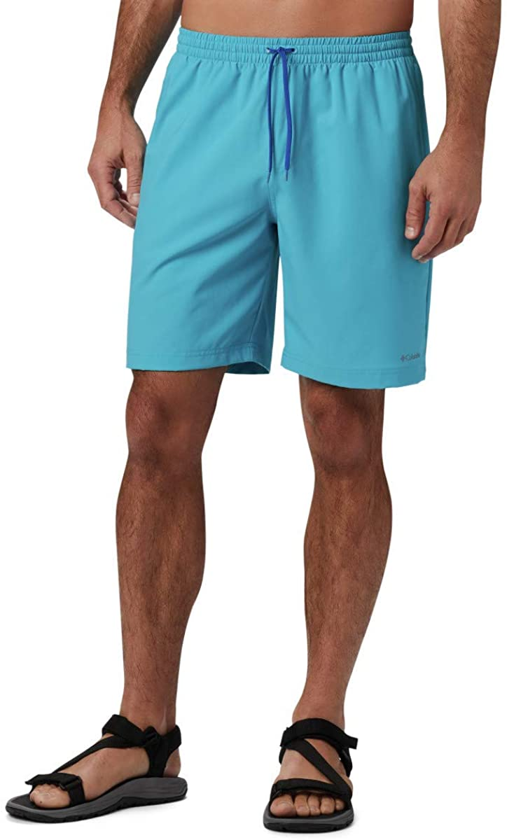 Columbia Men's Summertide Stretch Short, Clear Water, Small x 6