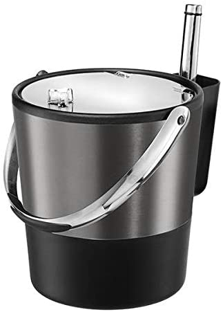 Oggi Black Steel Ice Bucket…