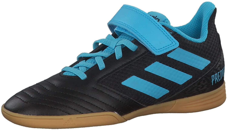 adidas Boys Soccer Shoes Predator 19.4 H&L in Sala Futsal Junior Football (EU 37 1/3 - UK 4.5 - US 5)