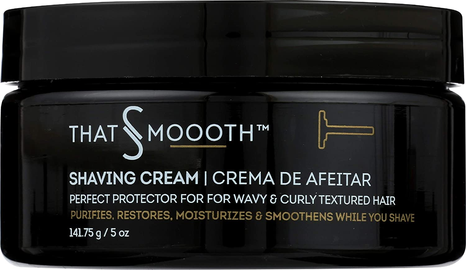Thats Smoooth, Cream Shave, 5 Ounce