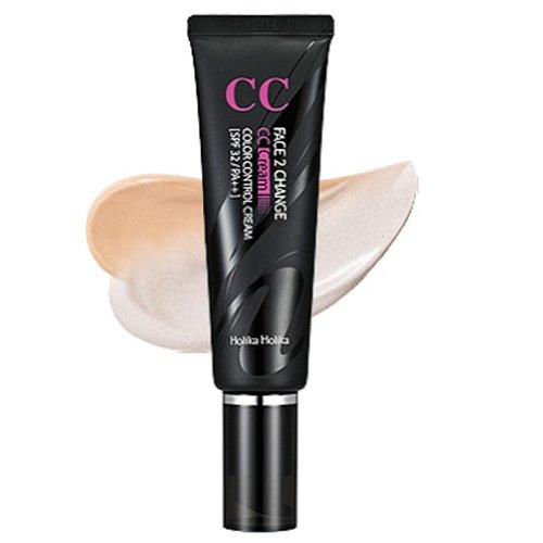 [Holika Holika] Face 2 Change Cc Cream 50ml #1 Pink Beige