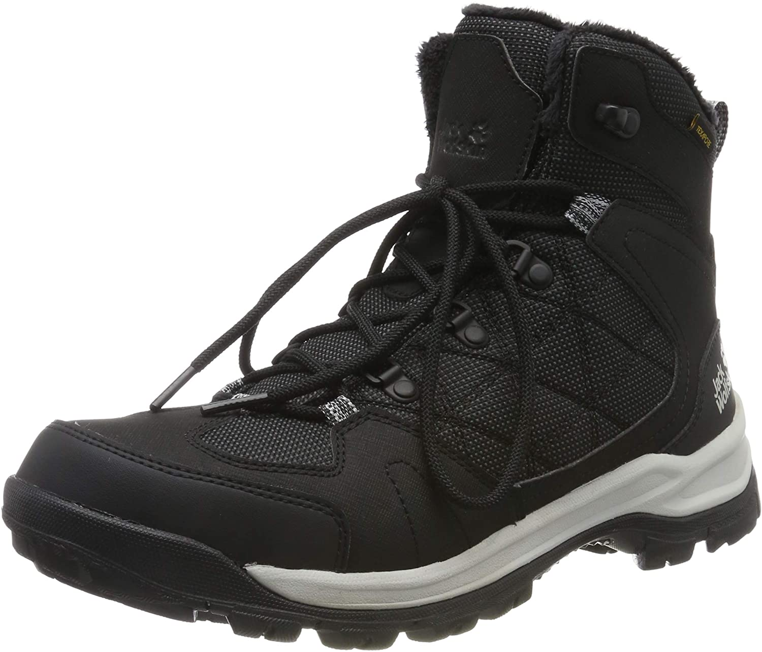 Jack Wolfskin Men's High Rise Hiking Shoes