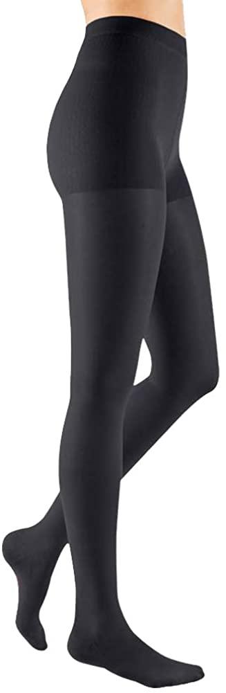 Terramed Extra Firm Opaque Graduated Compression Pantyhose, Support Hose 20-30mmHg