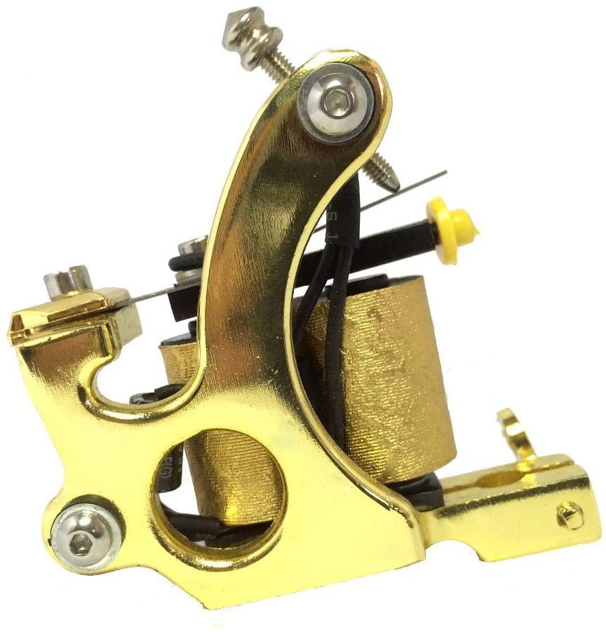 Zwen Tattoo Machine Gun Tattoo Kit Custom Tattoo Machine Gun Set for Liner and Shader