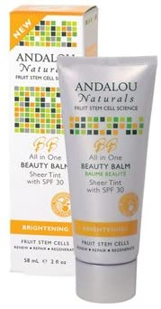 Andalou Naturals Balm Beauty All In One Sh