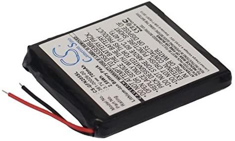 Cameron Sino Rechargeble Battery for Garmin Forerunner 305 (700mAh/2.59Wh)