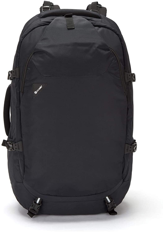 PacSafe Venturesafe Exp55 Anti-Theft Travel Pack-Black