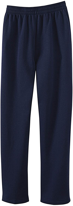 National Fleece Elastic Waist Pants