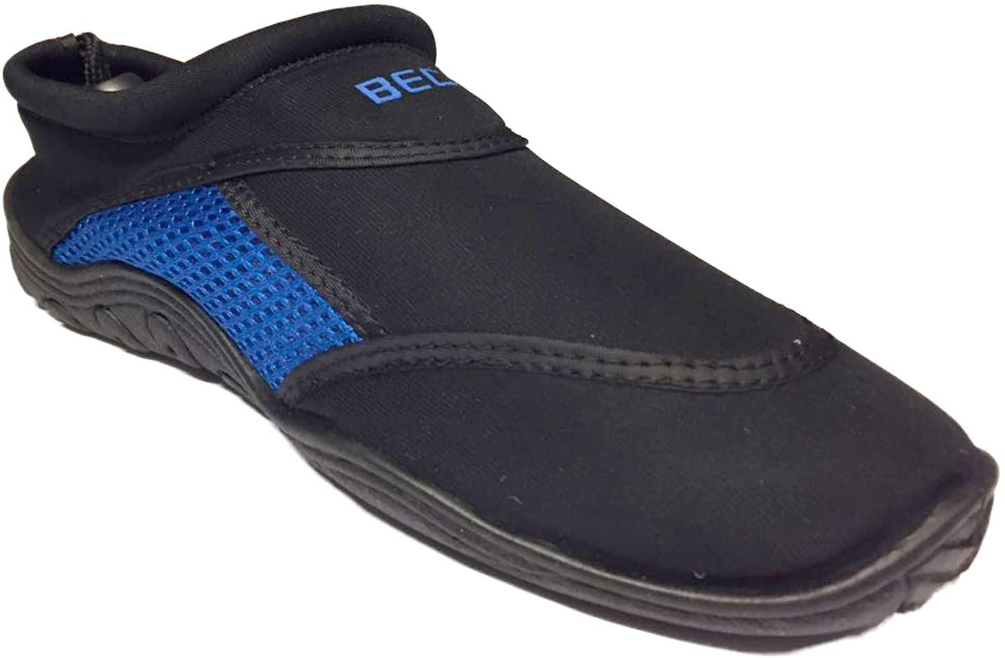 Beco Surf und Badeschuhe Shoes, Blue/Black, 6.5 UK