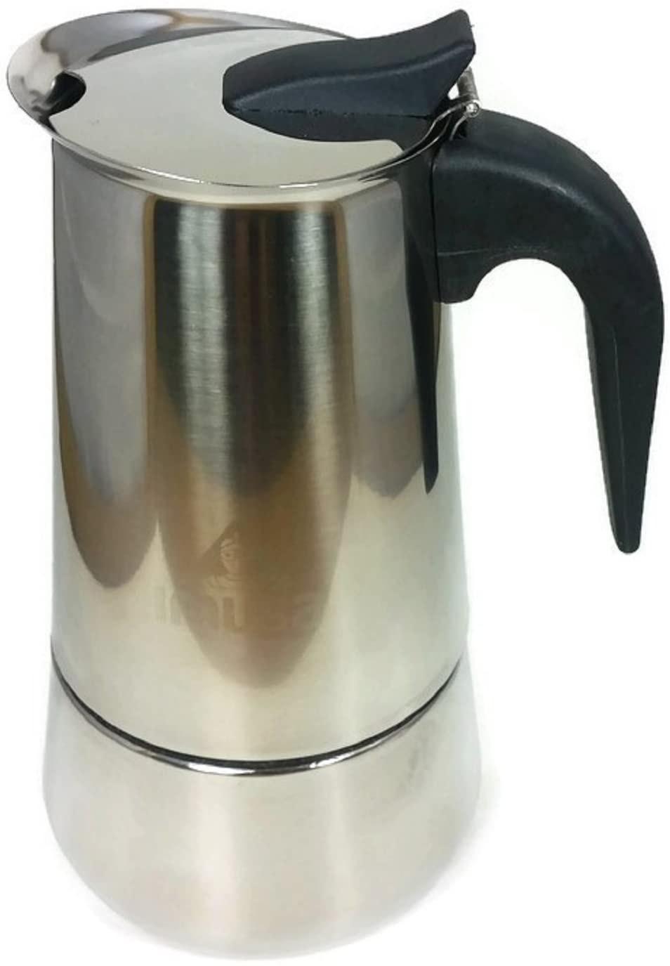 Imusa Espresso Coffee Maker Stainless Steel (2 cups)