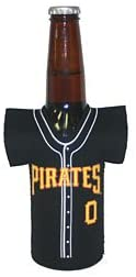 Kolder Pittsburgh Pirates Bottle Jersey Cooler COOZIE