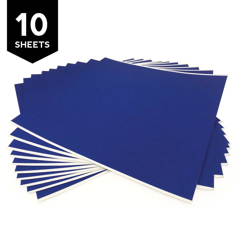 Gizmo Dorks 3D Printing Platform Blue Tape 9 x 12 (10 Pack)