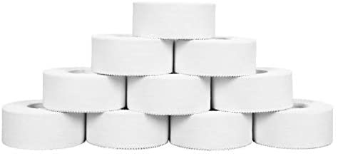 Fighting Sports Competition Fight Tape (10 Rolls), White