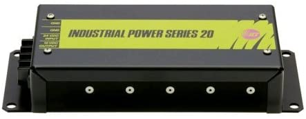 Innovative Circuit - ICT2412-20A - Industrial Series 24VDC - 12VDC / 20 Amp Non-Isolated Power Converter